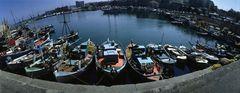 Iraklion Hafen 1991