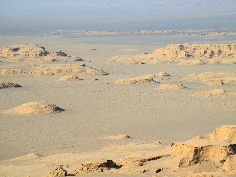 Iran Lut Desert Gandom Beryan