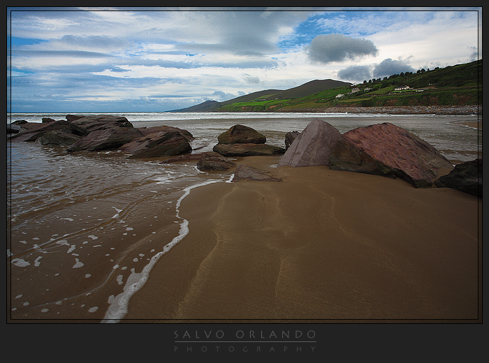 Ireland: Inch Strand bay