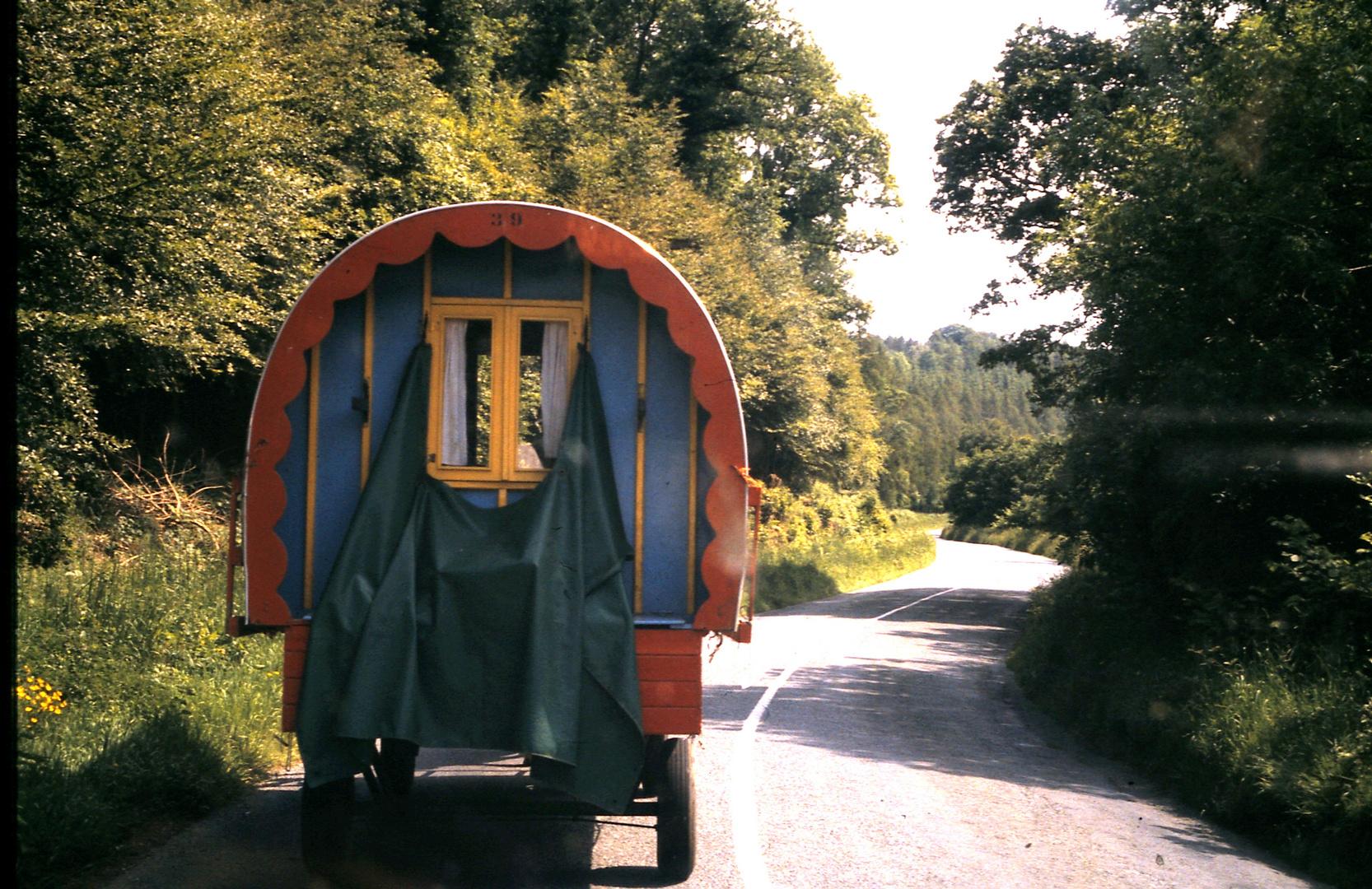 Ireland-Reise