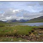 Irgendein Loch in den Nord-West Highlands