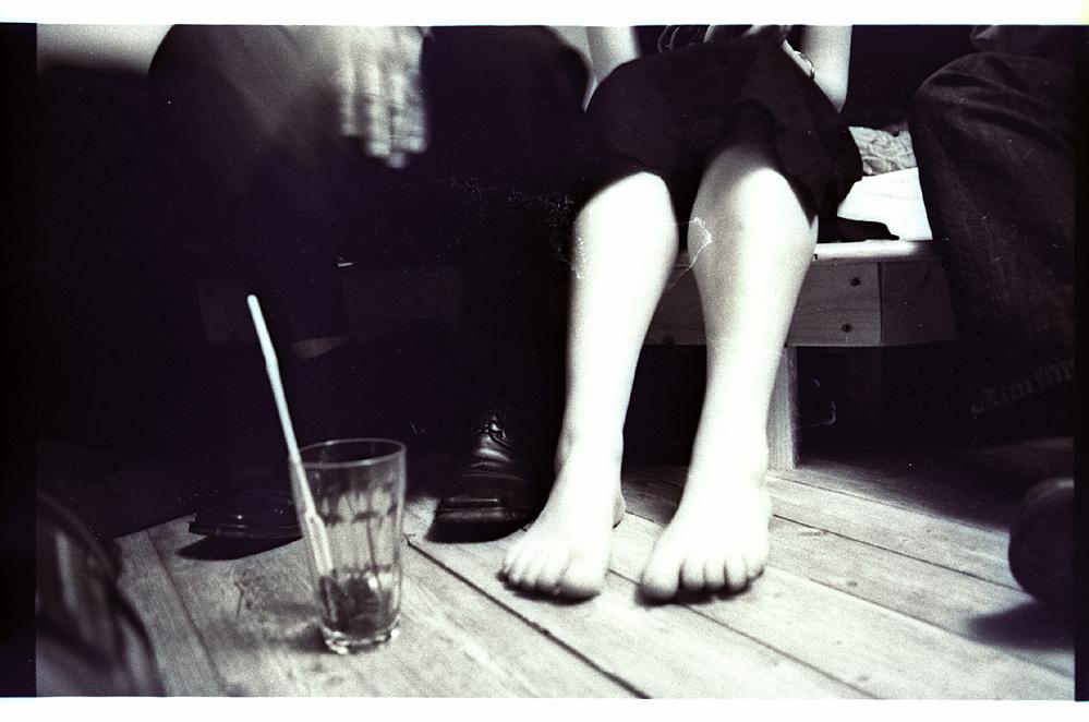 irgendwann ist jedes Glas leer