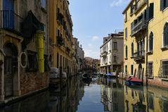 Irgendwo abseits in Venedigs Gassen