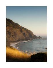 Irgendwo an der Küste in Nord Kalifornien