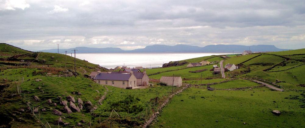 Irgendwo auf Inishowen