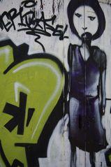 Irgendwo - Graffiti trauert