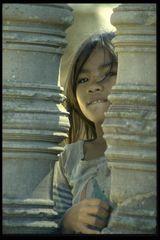 Irgendwo in Angkor...