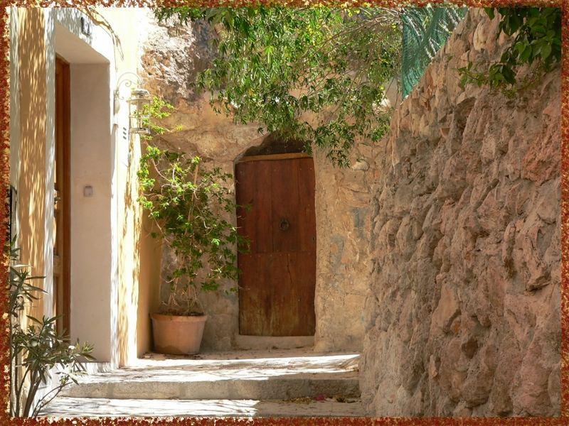 Irgendwo in Bunyola auf Mallorca....
