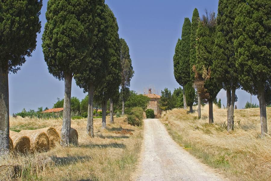Irgendwo in der Toscana...
