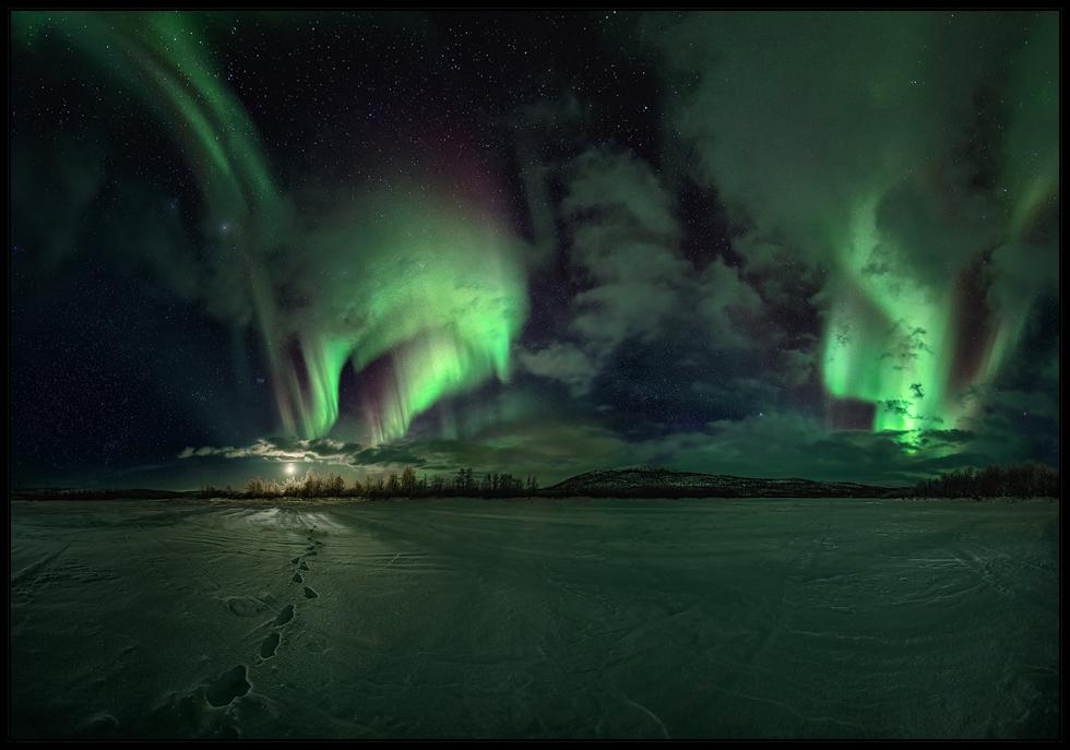 Irgendwo in Lappland