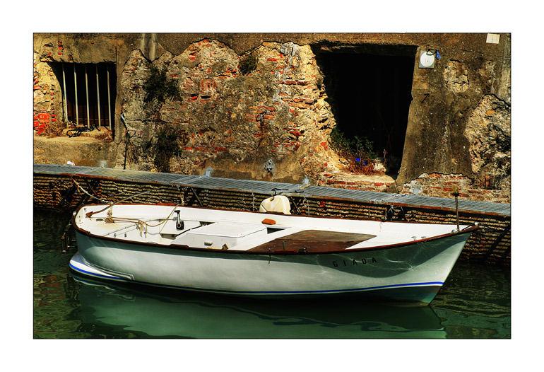 irgendwo in Livorno