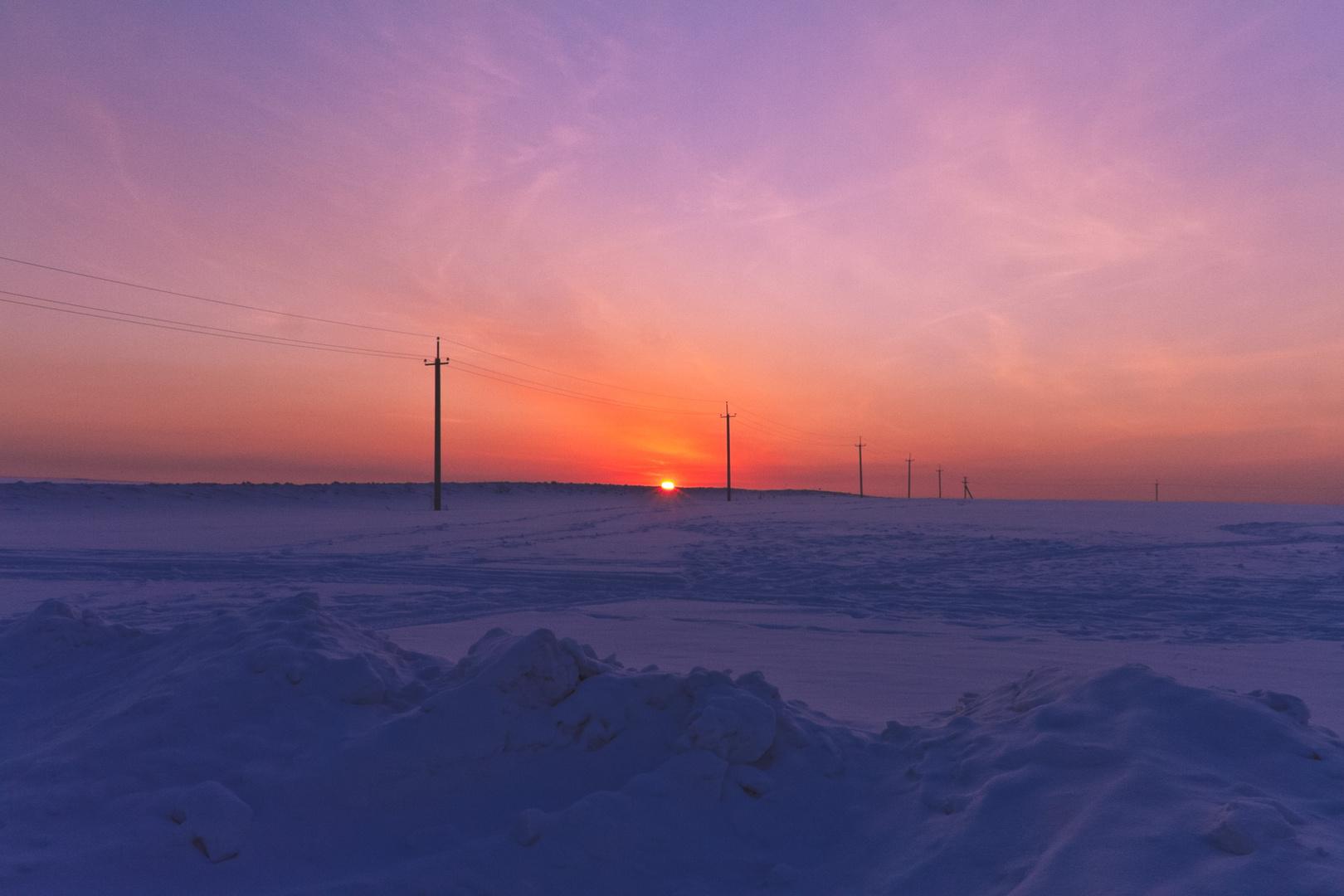Irgendwo in Sibirien