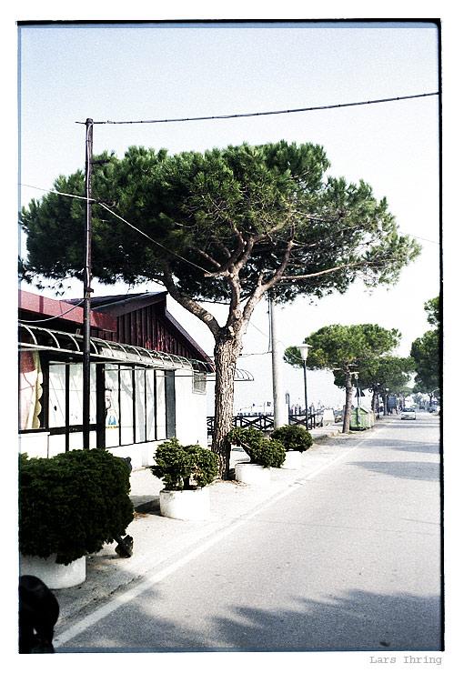irgendwo neben Venedig