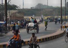 Irgendwo unterwegs in Rajasthan...