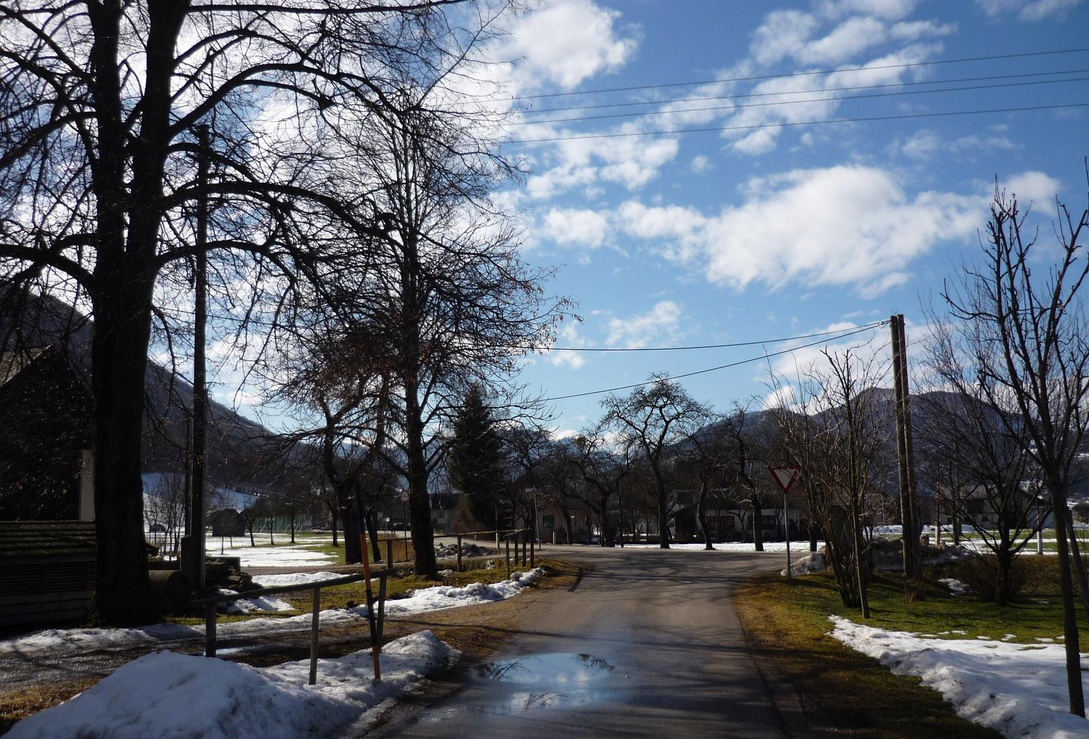 Irgenwann endet auch dieser Winter