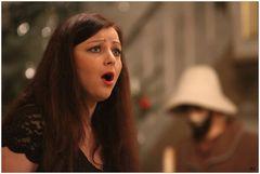 Irina im Konzert