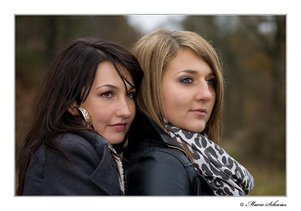 Irina und Elena