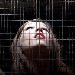 Iris caged II