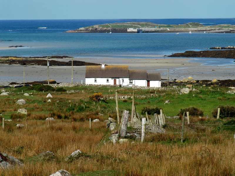 Irische Küste