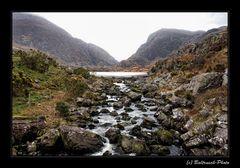 Irische Seenlandschaft