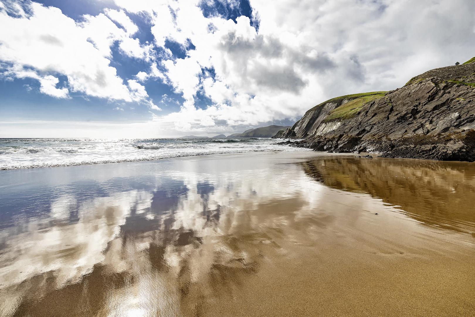 Irische Strandromantik