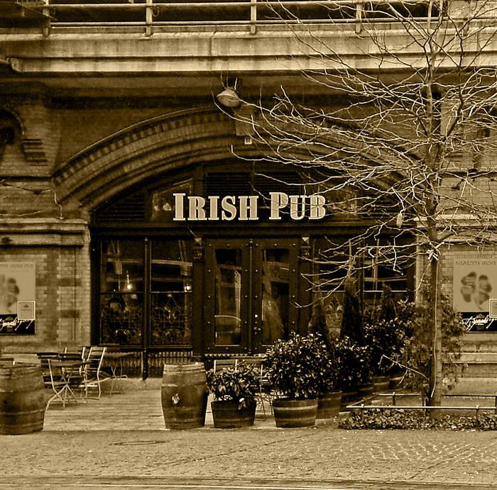 Irish Pub in Berlin