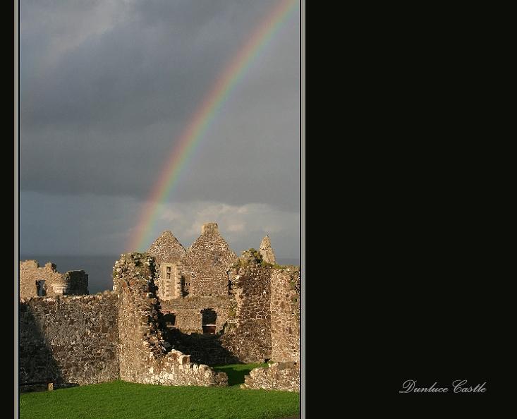 irish weather ...