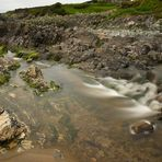 Irland / Bach am Meer - Ring of Kerry