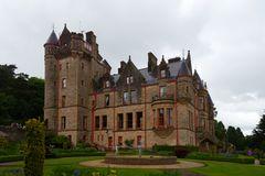 Irland, Castle of Belfast