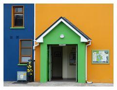 Irland-Farben