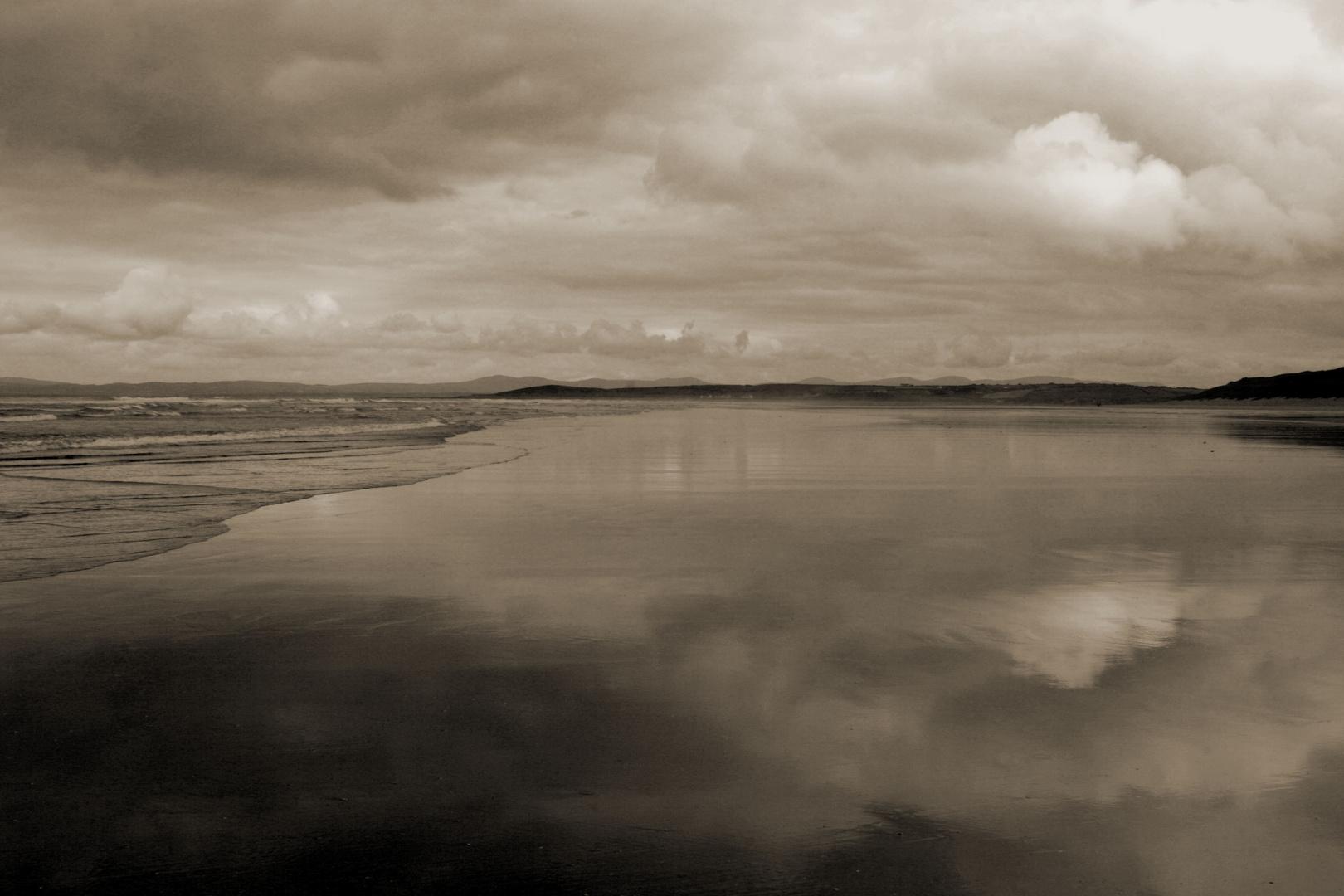 Irland VII.- Tullan Beach Sligo