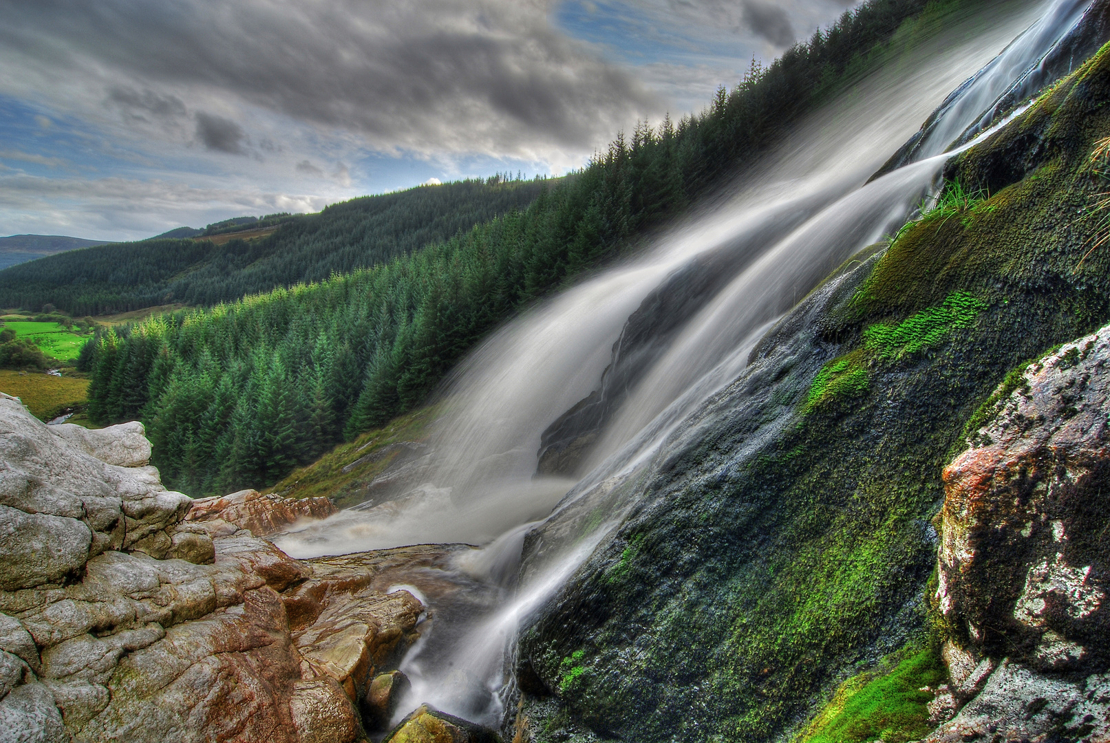 Irland - Wicklow Mountains