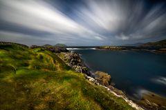 Irlands schöne Küste