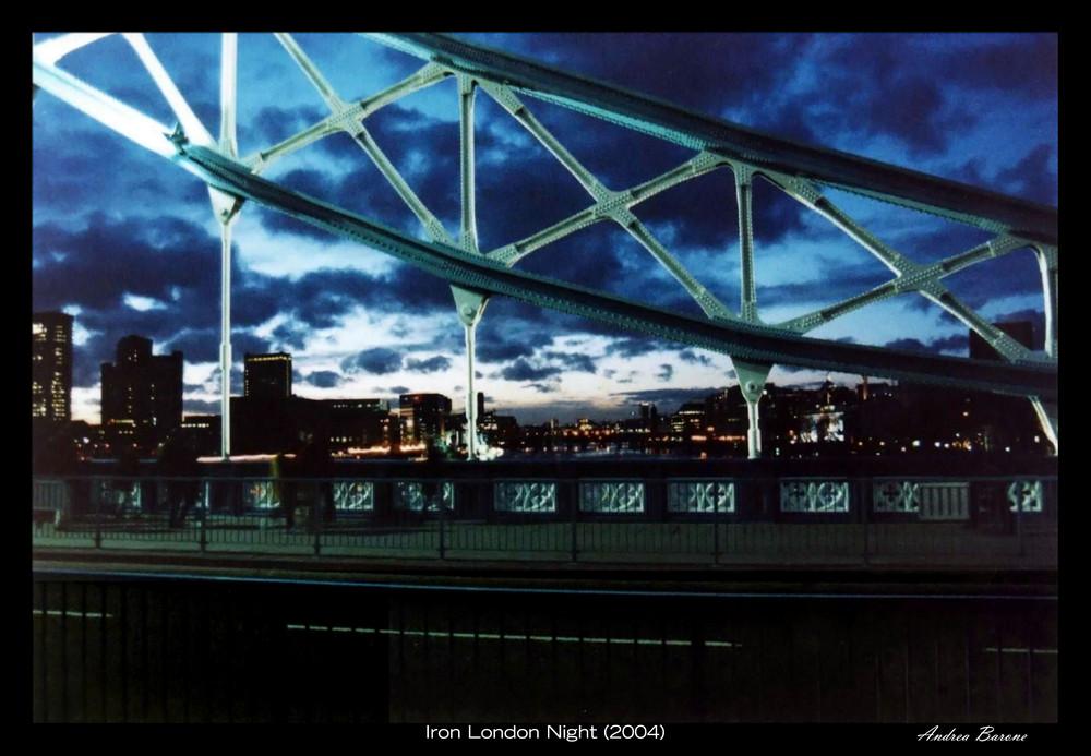 Iron London Night