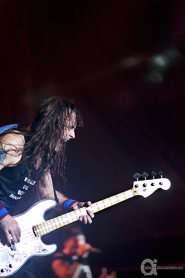 Iron Maiden @ Sziget Festival 2010