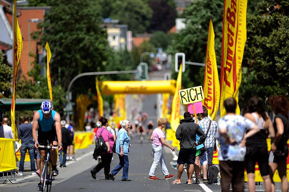 Ironman 2012 in der Quellenstadt [5/6] --- no Comment ...
