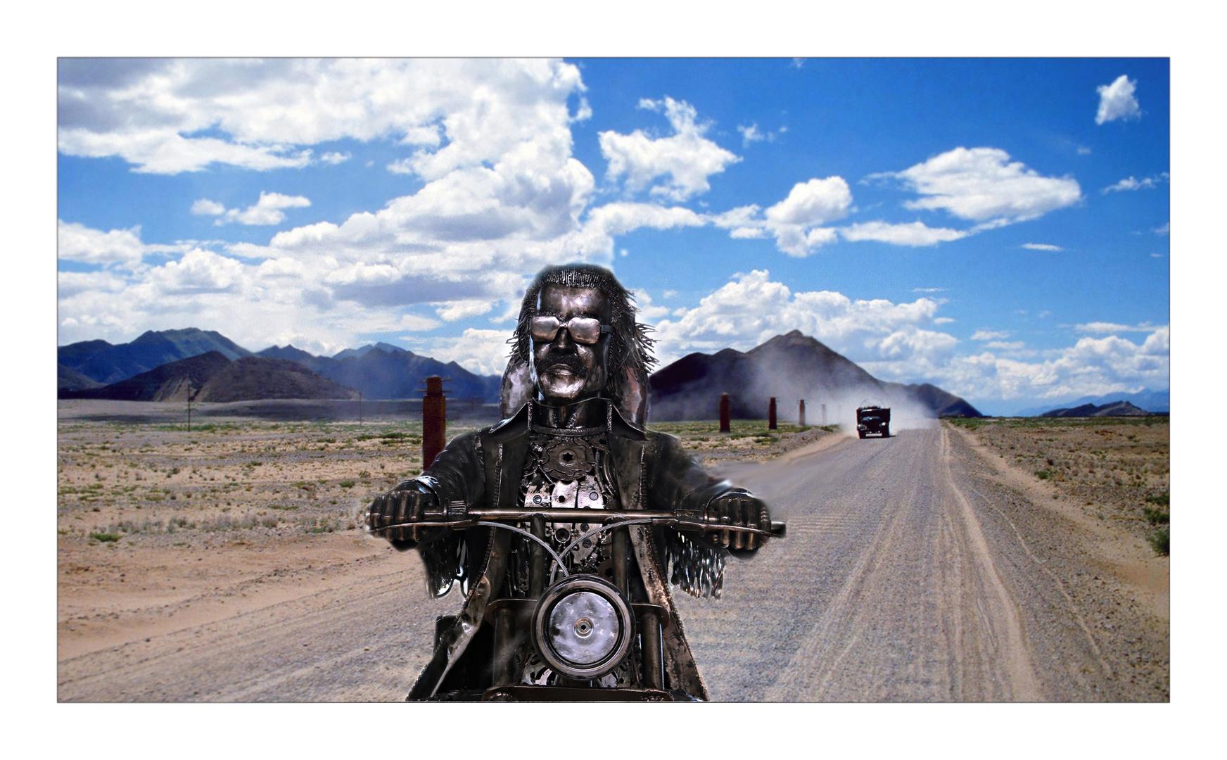 Ironman on tour