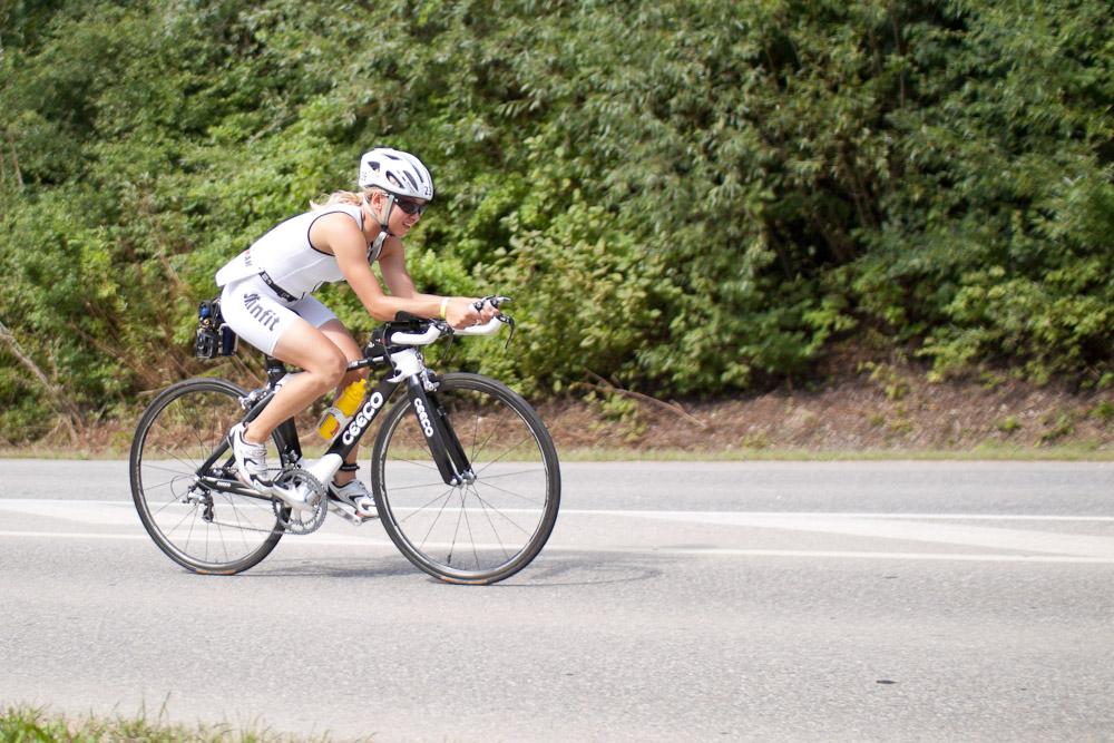 Ironwoman Anna Kusch 2.te Siegerin F18