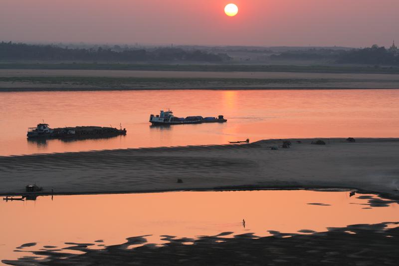 Irrawaddy Evening