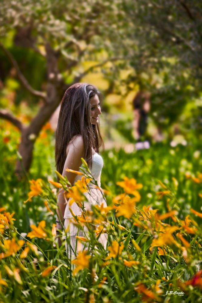 Irresistible y colorida primavera...