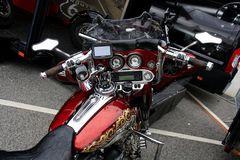 Irrstes Motorrad [ Cockpit ]