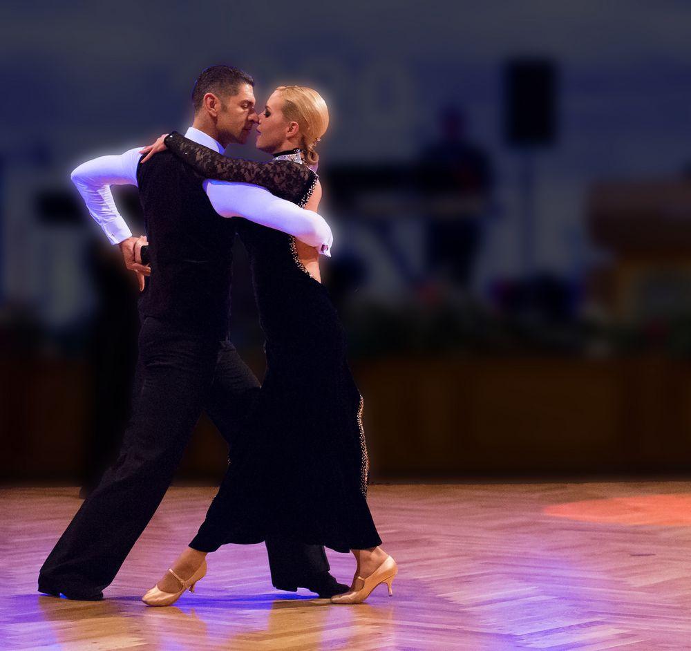 Isabell Edvardsson und Markus Weiß beim Tango Argentino