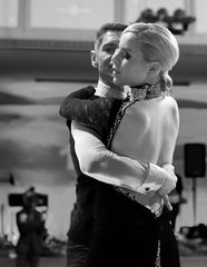 Isabell Edvardsson und Markus Weiss beim Tango (reloaded)
