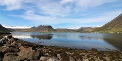 "Isafjörður - die ""Hauptstadt"" der Westfjorde"