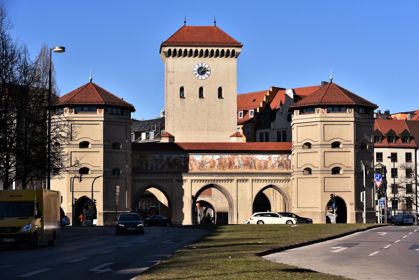 Isartor Munich