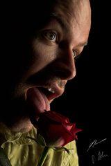Isch leck auch deine Rose Alde...