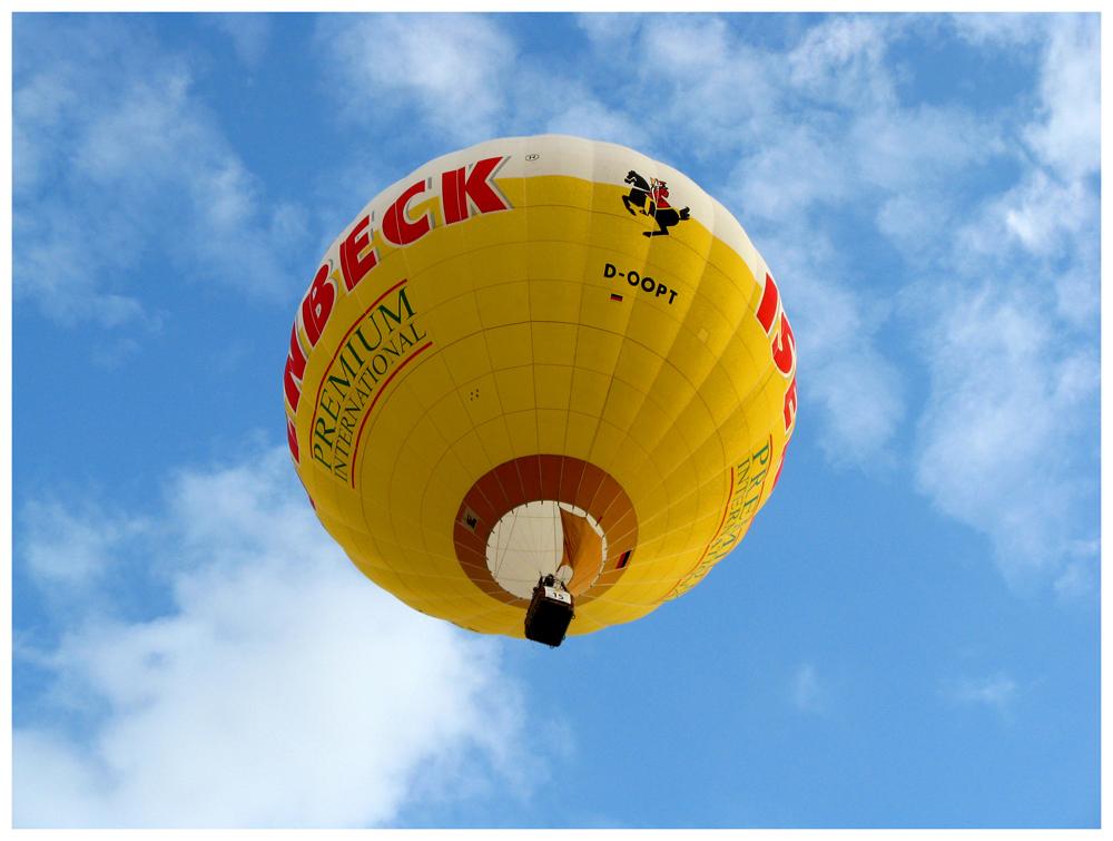 Isenbeck-Ballon