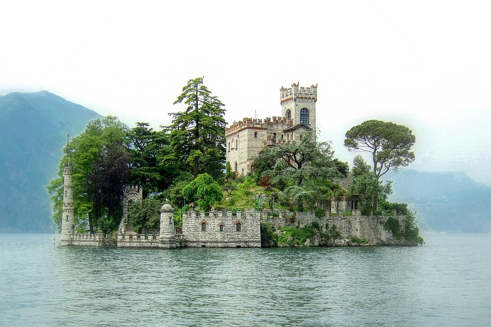 Iseo See Castle