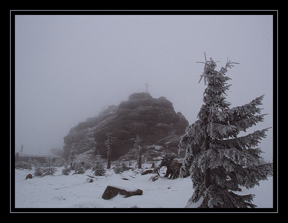 Isergebirge - Berg Iser