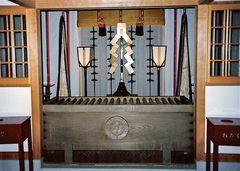 Iseshi: Tempelaltar  (MW 1997.02.20.)